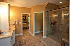3 Refreshing Hacks: Affordable Bathroom Remodel Posts bathroom remodel small with Bathroom Remodel Small Spaces simple bathroom remodel fit. Inexpensive Bathroom Remodel, Guest Bathroom Remodel, Bathtub Remodel, Bathroom Renovations, Home Depot, Simple Bathroom, Warm Bathroom, Basement Bathroom, Retro Bathrooms