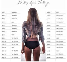 Butt work out challenge-- seriously tempted to try this!