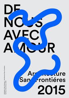 Stefan BjörklundArchitecture Sans Frontières 2015 postcard