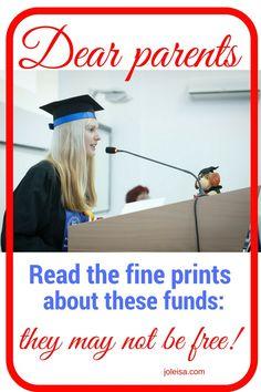 The lowdown on student Loans, bursaries and grants