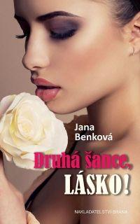 Nová kniha Jany Benkovej v Česku