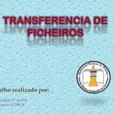 Pedro Martins Nº 20 9ºBRuben Abreu Nº259º B    O que é o FTP Transferencia de dados    FTP significa file transfer (Protocolo de Transferência de Arq. http://slidehot.com/resources/transferencia-de-ficheiros.35239/