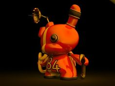 Dunny 84 in 3D by Eric Lay