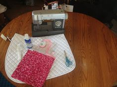Against My Better Judgement: Handy-Dandy Super Easy Fun Saddle Pad Making Photo...