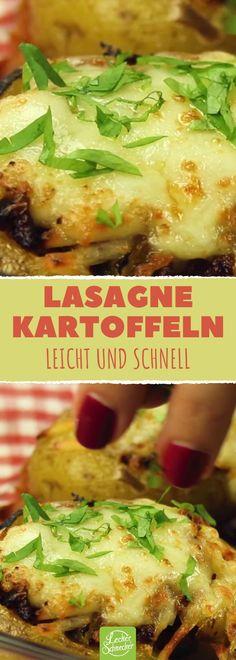 Die wahrscheinlich deutscheste Lasagne überhaupt. #lasagne #rezept #rezepte #kartoffel #kartoffelgericht #gericht #essen #kochrezept #käse #leckerschmecker