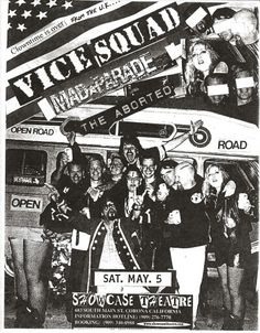 Vice Squad/Mad Parade