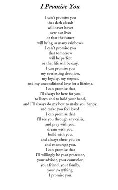 Trendy wedding vows that make you cry quotes note 40 Ideas Wedding Vows That Make You Cry, Wedding Vows To Husband, Renew Wedding Vows, True Words, Wedding Poems, Marriage Vows, Marriage Advice, Before Wedding, Love Quotes For Him