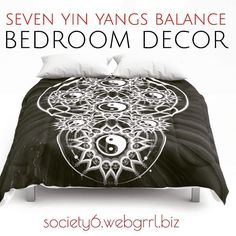 bedroom decor / seve
