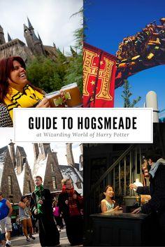 Guide to Hogsmeade at Universal Orlando