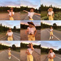 Polaroid Film, Fall, Autumn, Fall Season