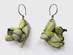 Ineke Heerkens : polyethylene, oxidized silver