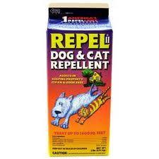 Repel II Dog and Cat Repellent