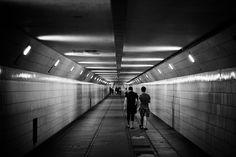 Rotterdam, Maastunnel - Hans de Meij