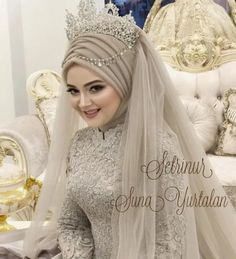Weddings are special occasions wearing a Wedding Abaya fills the need of modesty. This also can be made extremely elegant check full Wedding Abaya guide. Wedding Abaya, Muslim Wedding Gown, Hijabi Wedding, Muslimah Wedding Dress, Hijab Style Dress, Muslim Wedding Dresses, Muslim Brides, Bridal Dresses, Muslim Girls