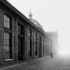 october fog by Kai Ziehl.