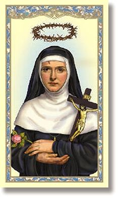 St. Rita (Prayer to Saint Rita) Holy Card