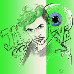 jacksepticeye • skaparart: Feeling Jacksepticeye today!