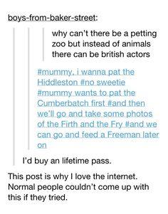 Oh how I love British actors. And Tumblr. #Tom Hiddleston #Colin Firth #Benedict Cumberbatch