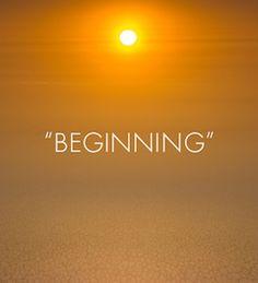 Beginning – By Cheryl Westbrook