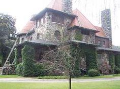"1893 Romanesque Lee mansion ""the Rockery"" Dowagiac, MI"