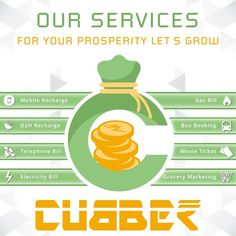 Cubber brings to you its first video! Do share it with your friends and family. We want you to spread the word of Cubber to all of your acquaintances. Spread the word and earn cashback now! #Cubber #online recharge #online shopping #rechargeonline #bill payment #electricity bill payment #bus ticket booking To know more visit us at https://www.cubber.in/