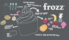 1- Frozz frozen yoghurt