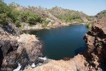 Edith Falls in Katherine, Western Australia, Australia