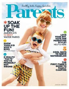 Get a FREE one-year subscription to Parents Magazine right now!