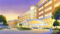 Centegra Huntley -The new hospital will be built on the Centegra Health Campus in Huntley, located at Haligus Road and Reed Road on a portion of the more than 100 acres of land that Centegra already owns in southern McHenry County.