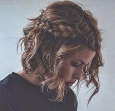 30 Best sweet 16 hairstyles images | Easy hair, Short hair, Curly hair