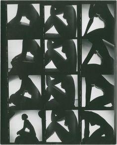 Peter Basch4 (1921-2004). Contact sheet.