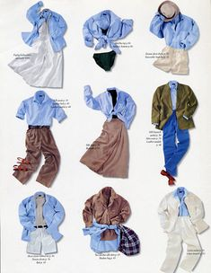 blue J. Crew still life fashion photography by tom Contrino
