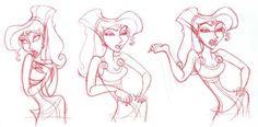 Megara Study By Ken Duncan
