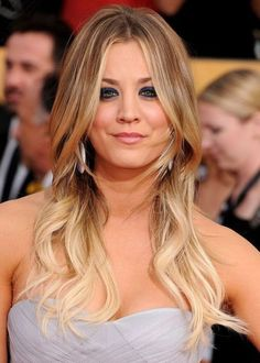 594dd8653f94 50 Best Blonde Hair Color Ideas for 2014 | herinterest.com Smoky Eye Makeup,