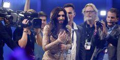 Conchita Wurst, Austrian Drag Queen, Wins Eurovision Song Contest / HuffPostGay | #gayerio