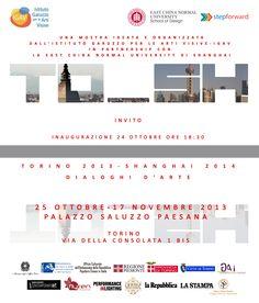TO_SH - A Torino, un confronto fra 30 giovani artisti italiani e cinesi