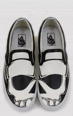 Collections | Skulls | Brush Footwear $300  http://www.brushfootwear.com/collections/product/?pid=18