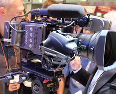 Best documentary camera on the market! IBC 2013: ARRI AMIRA Camera