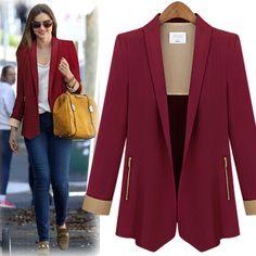 plus size tunics jackets suits   popular ladies business suit plus size womens suit jackets aliexpress ...