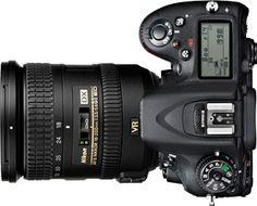Nikon D7100 + 18-200mm