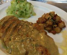 Frango Grelhado com Salada de Chuchu | Aves > Receitas com Frango | Mais Você - Receitas Gshow