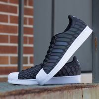 The Adidas Superstar Xeno are out and available for $110 on CityGear.com
