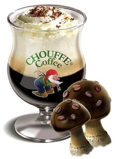 Chouffe coffee | koffielikeur