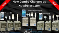 New #Combo_Chargers at www.xsiwireless.com Call Us ! Tel : 1.855.597.4974 Fax : 954.894.2228  Facebook Page : https://www.facebook.com/pages/XSI-Wireless/473227942730985  Don't Forget To make us Like To get More Information About New Products.