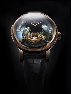Jaquet Droz - Bird Repeater