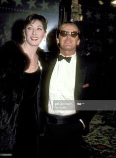 News Photo : Anjelica Huston and Jack Nicholson Anjelica Huston, Jack Nicholson, Still Image, Rough Cut, News
