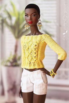 Summer sweater   by Stiletto Queen