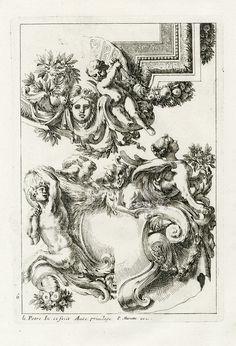 Jean Le Pautre (1618-1682), dessinateur et graveur lorrain