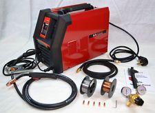 170 AMP MIG Flux Core Wire Welding Soldering Machine 230V W/Accessories New