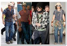 Estilos de Johnny Depp
